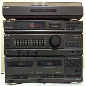 Aparelho De Som Sony Lbt-v202 Receiver Vinil Tape Deck