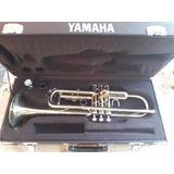 Trompete Yamara Ytr 2335s Semi Novo Super Conservado
