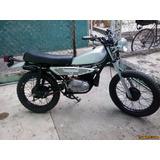 Yamaha Dt-100 051 Cc - 125 Cc