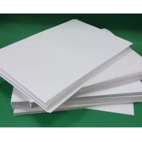Papel Offset 180g/m2 Com 1000 Folhas - Tamanho A4