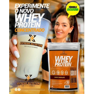 Whey Protein Suplemento Alimentar Extreme Nutrition 1kg Nfe