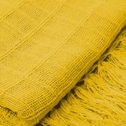 Manta Tropical 1,40 X 1,80 Amarela