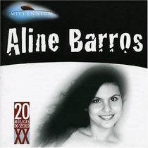 Cd Aline Barros - Millennium Frete Gratis