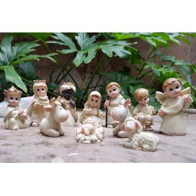 Nacimiento Ceramica Artesania Mexicana Hecho Mano Navidad 3