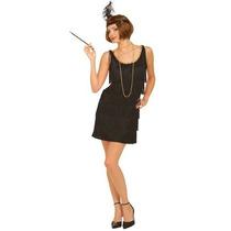 Disfraz Vestido De La Aleta Del Foro Novedades Roaring 20 Y