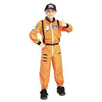 Traje Traje De Niño Astronauta De Rubie, Medio