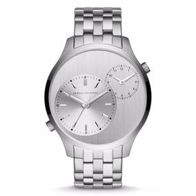 7bacab30f7b Relógio Ax2102 Armani Exchange Prata Importado Original - Joias e ...