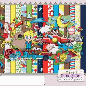 Kit Imprimible El Principito 7 Imagenes Clipart