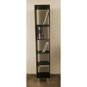 librero minimalista para espacios pequeos