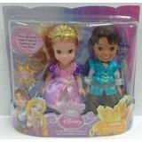My First Princess Muñeca Rapunzel Disney Flynn Rider Origina