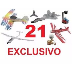 21 Planos Juguetes Artesanal Aviones Nave Espacial Batimovil