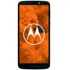 Celular Libre Motorola Moto G6 Play Deep Indigo