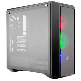 Case Cool Master Masterbox Pro 5 Rgb, Mid Tower, E-atx, Negr