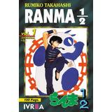 Ranma 1/2 Rumiko Takahashi Ed Ivrea #1