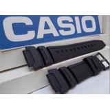 Pulseira Casio Sgw-300 Sgw-400 Aqw-100 Similar Preta