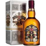 Whisky Chivas 12 Años C/estu 1l. Banfield San Telmo P Lezama