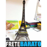 Kit 8 Torres Eiffel Em Miniatura - 18 Cm Replica - Lindas!