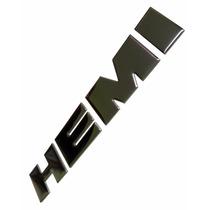 Hemi Auto Tuning Motor Camion Dodge Aluminio Plateado