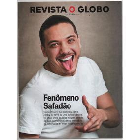 Revista O Globo 17.1.2016 Wesley Safadão Cantor Forró
