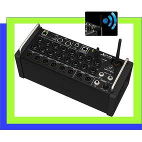 Mezcladora Behringer Xr18 Digital Rack Consola Envio Rapido!