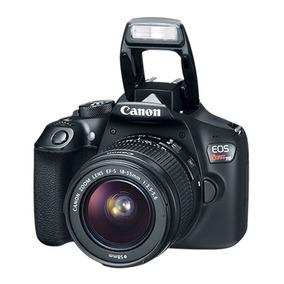 Camara Reflex Canon Eos Rebel T6 Ef-s 18-55mm Full Hd Kit