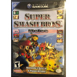 Super Smash Bros Melee - Game Cube Nuevo Y Sellado!!