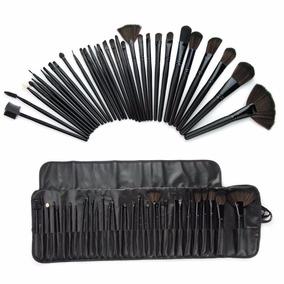 Maquiagem Kit Maquiagem Luxo 32 Pinceis Profissional Luxo ... 061d938ff4