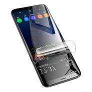 Film Silicona Hydrogel Full Samsung A5 A6 A7 A8 A9 Plus 2019