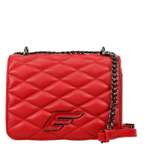 Bolsa Cross Body Bag Ellus 46zw469 Vermelha