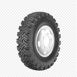 Neumático Goodyear Custom Xgrip 7.50-16 10 Telas
