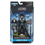 Marvel Legends Hela ( Thor Ragnarok ) Hulk Gladiator Baf
