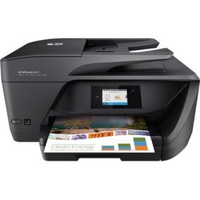 Impresora Hp Officejet 6962 Multifuncional Color Inalambrico
