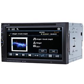 1269 7 Polegada Bluetooth Carro Estéreo Tocar Tela 32gb Dvd