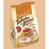 Tostadas De Arroz Lulemuu Con Semillas - Apto Celiacos