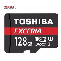 Microsd Xc Toshiba Exceria 128gb 600x 90mbs 4k Frete Grátis