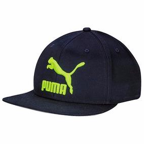 Men Gorra Ls Colourblock Snapback Puma 052942-22 Marino Pv