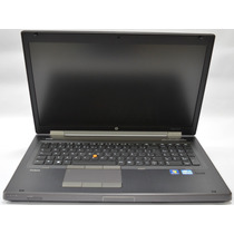 Notebook Hp Elitebook I7 4gb 500gb Placa De Video Dedicada