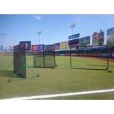 Redes De Beisbol Jaula De Bateo