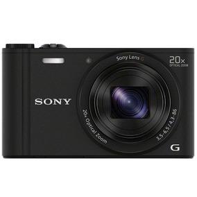 Cámara Digital Sony Wx350 Negra