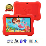 Contixo 7 -inch Tableta Niños   Wi -fi Cámara Aplicaciones
