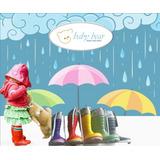 Remato Botas Para Lluvia _niños