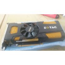 Zotac Gtx 570 1280 Gb 320 Bits- Com Defeito- Leia O Anuncio