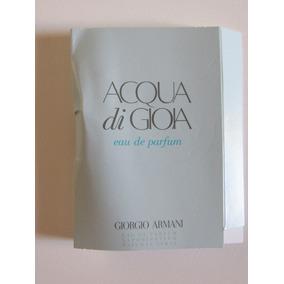 Perfume Giorgio Armani Acqua Di Goia - Edp - 1.2ml - Amostra