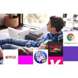 Google Cromecast 2º Generacion Ideal Netflix, Youtube...!!!