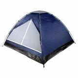 Barraca Camping Impermeável 2 Pessoas Clc