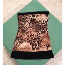 Blusa De Dama Animal Print