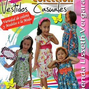 Vestidos Casuales Lisseth Vergara