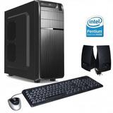 Equipo Nuevo Intel Dual Core G4560, 4gb, Dvdrw Disco 500gb