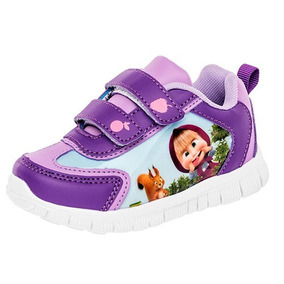 Bonitos Tenis Masha & The Bear Para Niñas