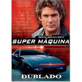 Super Máquina 4 Temporada Dublada Completa